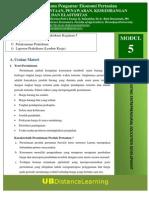 Modul Praktikum PEP 5 New