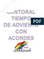 Cantoral de Adviento Con Acordes (1)