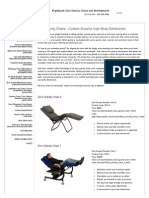 Zero Gravity Chairs - ErgoQuest Zero Gravity Chairs and Workstations
