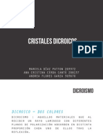 Cristales Dicroicos
