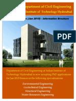 Civil PhD Admission Dec 2014 2