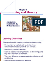 Chapter 3 - Learning and Memory