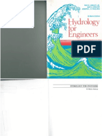 Chapter 1 (Introduction) & Chapter 2 (Weather and Hydrology) - Hydrology for Engineers (Linsley, Kohler, And Paulhus), SI Metric Edition, 1988.PDF