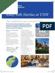 UNH - Flyer 4-2014