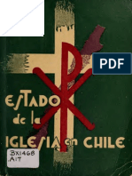 El Estado de la Iglesia en Chile