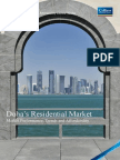 Home rental rates and affordability in Qatar