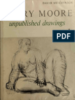 Henry Moore - Unpublished Drawings (Art eBook)
