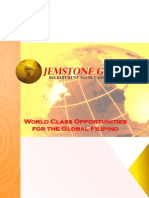 jemstone global 2014 profile