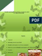 Functiile Marketingului in Activitatea Economica in Cadrul S.C.