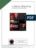 Smoke Alarm Warning - Aletha Blayse