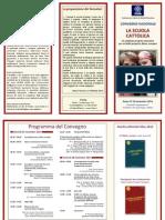 Depliant Convegno FIDAE 2014