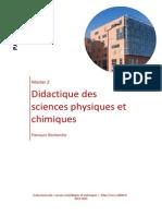 Didactique Physique