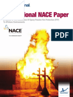 Review of the Robustness of Epoxy Passive Fire Protection Tech Paper