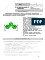 Pcp II - Teoria a - Papel Estratégico