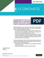 Desemprego Clássico Ou Keynesiano Na Eurozona