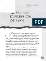 Music in Biblical Perspective (1)