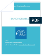 Banking Notes