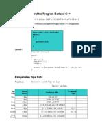 59100599 Struktur Program c(Ok)