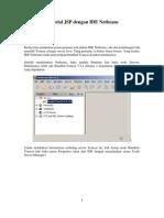 JSP Dengan Netbeans Versi 6