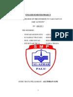 English Semester Project
