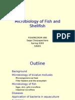 Microbiology of Fish and Shellfish