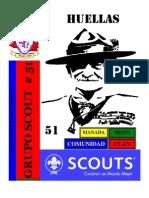 Revista 005 Grupo Scout 51