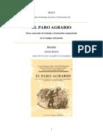 Baigorri El paro agrario_Introducción, resumen y conclusiones 1994