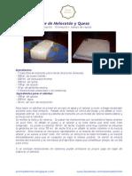 Tarta de Mousse de Melocotón y Queso