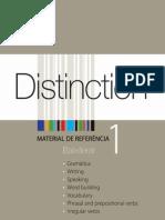 distinction 1º ba