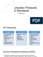 Communication Protocols and Standards