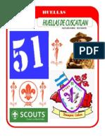 Revista 008 Grupo Scout 51