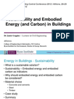 03 - Energy (and Carbon) in Buildings - Jamie Goggins