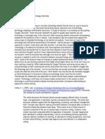 Quinn Annotated Bibliography EDET650
