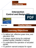 intersection control and designII.ppt