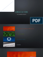 Oracle EBS
