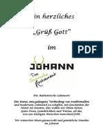 Winterkarte Johann