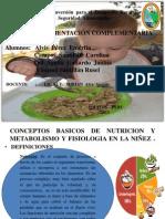 Diapo de Alimentaciòn Complementarìa