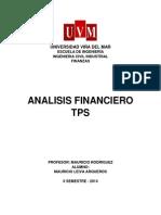 Analisis Financiero Tps
