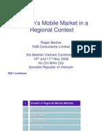 Vietnam Mobile Market in a Regional Context V6