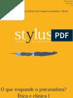 Revista Stylus 26