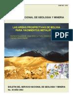 Memoria - Areas prospectivas de Bolvia de Yac. Met..pdf