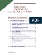 Organización y Planificación de Proyectos