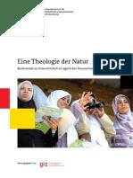 Eine Theologie der Natur Biodiversität als Unterrichtsfach an algerischen Koranschulen