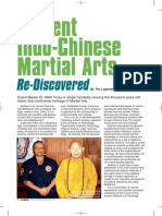 Martial Art South-Asian Heritage Re-Discovered - Butthan - Combat Magazine, UK July, 2009