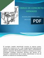 OBRAS DE CONCRETO ARMADO.PROCEDIMIENTOS CONSTRUCTIVOS I.pptx