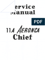 Aeronca Chief 11A Service Manual