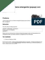 Crear Una Ventana Emergente Popup Con Javascript 4403 l1o13l