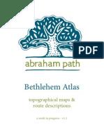 Abraham Path-Bethlehem Atlas v1.1