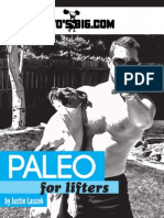 151763387 Paleo for Lifters
