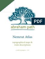 Abraham Path-Nemrut Atlas v1.0